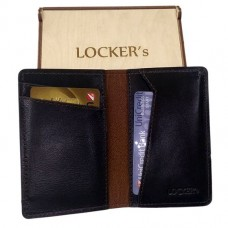 Кредитниця Locker Holder Brown коричнева