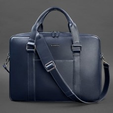 Сумка портфель BlankNote BN-BAG-37-navy-blue