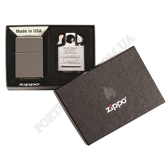 Набор Zippo 29789 Lighter and Pipe Insert