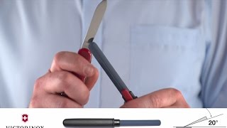 How to use the Dual Knife Sharpener_1